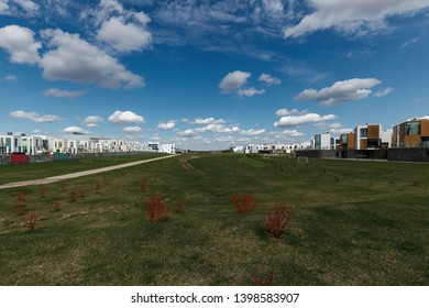 Skolkovo innovation center summer time