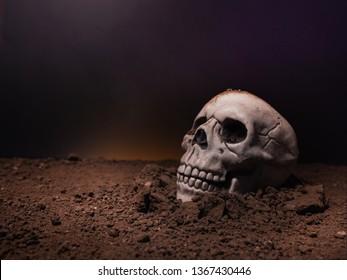 Skul in the Graveyard