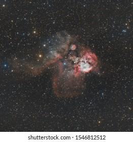 The Skull and Crossbones Nebula