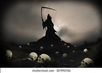 skull mound mort