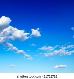 sky - Shutterstock ID 21722782