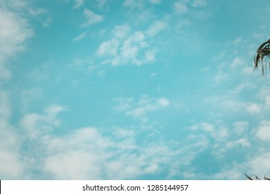 Sky - Amazing cloud sky at summer