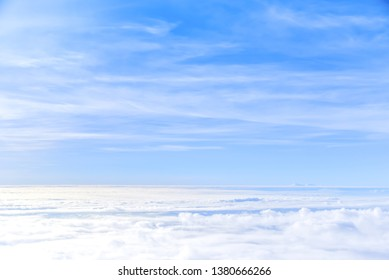 Sky atmosphere Of the stratosphere