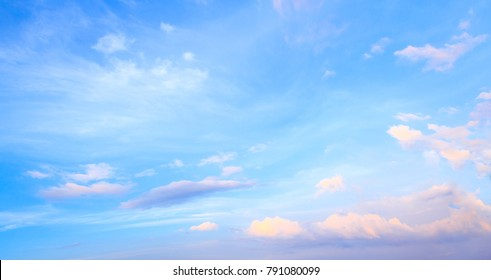 Morning Sky Texture Hd Stock Images Shutterstock