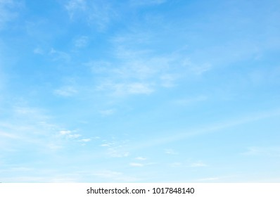 sky blue  background