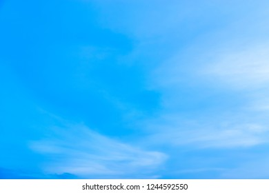 The sky is blue with clouds moving slowly.