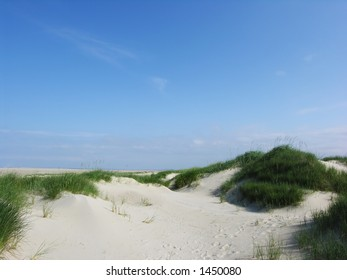 Sky Blue Dune
