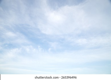 Sky and cloud ,Good weather day background