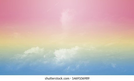 sky cloud pastel colorful background 260nw 1469106989