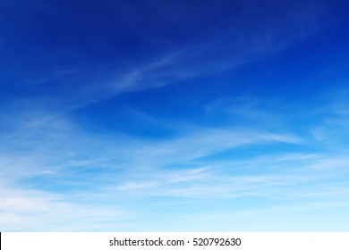 Photo of Sky clouds background.