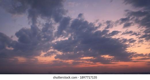 Sky Clouds in São José dos Campos