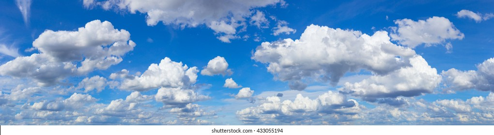 sky clouds ,panorama