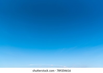 Sky and clouds in summer time background, Colorful dramatic sky with cloud at afternoon. A beautiful blue sky and cloud.