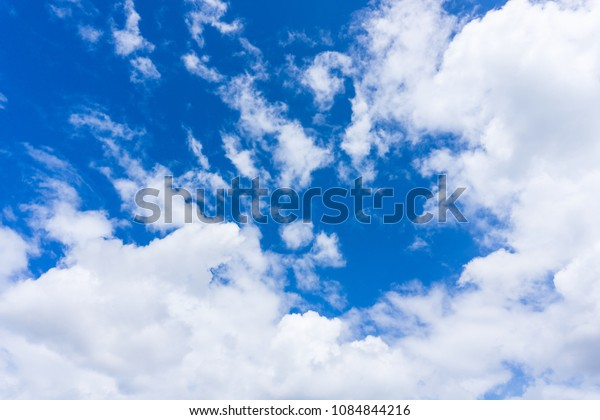 Sky Cloudy day