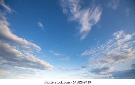 Sky dramatic background with clouds