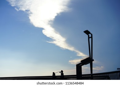 Sky in Enoshima