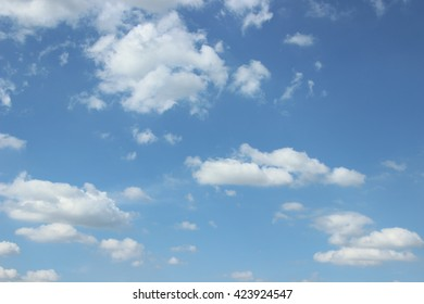 Sky image for design working or background.