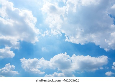 sky nature and background