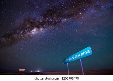 Sky NIght in San Pedro de Atacama