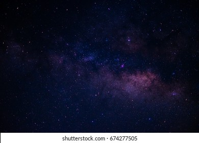 sky night star blue