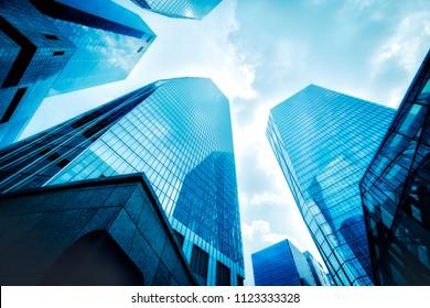 sky scraper, Cityscape, urban landscape