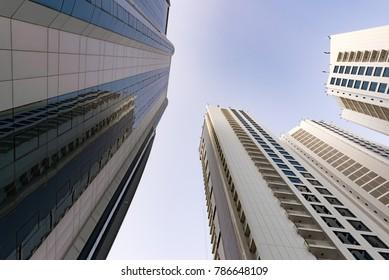 sky scrapers residentials