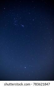 Sky and stars