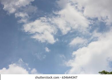 sky summer season