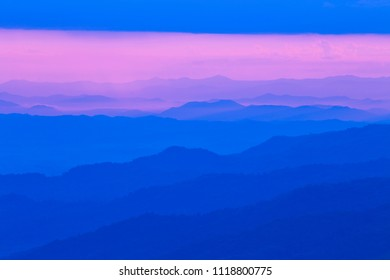 Sky at sunrise or sunset abstract background.