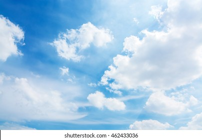 sky texture and background