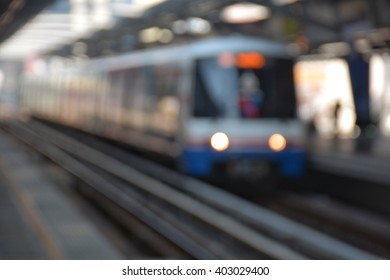 Sky train background