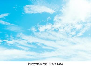 ฺBeautiful sky  view