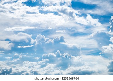Sky white clouds background. Clouds sky background.