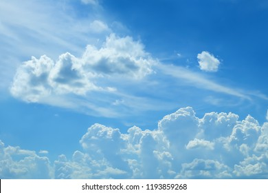 sky-clouds nature abstract background.