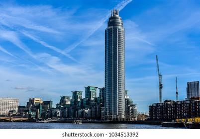 skycraper in London