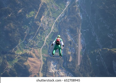 skydiving in Norway