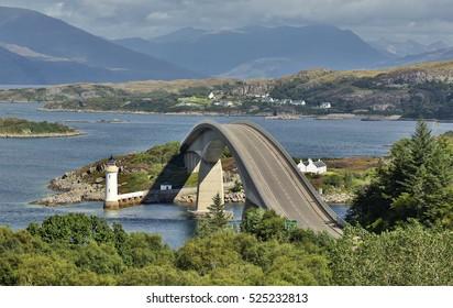 Skye Bridge (Isle of Skye, Scotland)