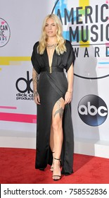 Skylar Grey at the 2017 American Music Awards held at the Microsoft Theater in Los Angeles, USA on November 19, 2017.
