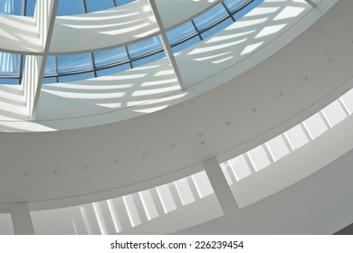 Skylight as an Indoor Architectural Design Element