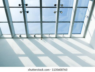 Skylight through window