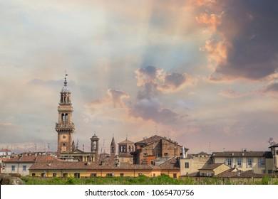 Skyline Casale Monferrato