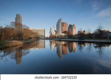 Skyline of The Hague