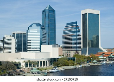 Skyline of the Jacksonville