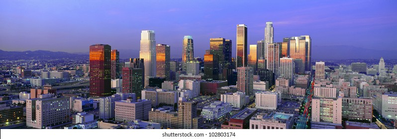 Skyline, Los Angeles, California