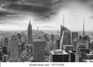 Skyline Manhattan, NYC.