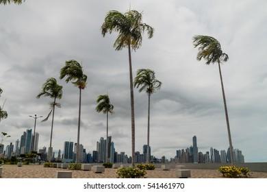 Skyline of Panama City