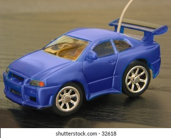 Skyline remote control car
