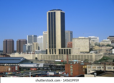 Skyline of Richmond, VA,