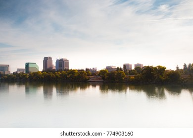 The Skyline in Sacramento California