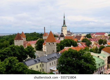 Skyline Tallinn